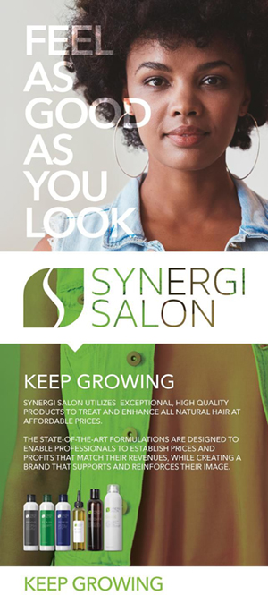synergi salon poster